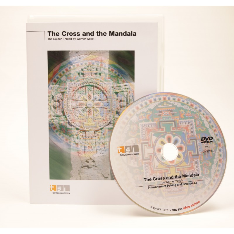 The cross and the Mandala – The Golden Thread by Werner Weick