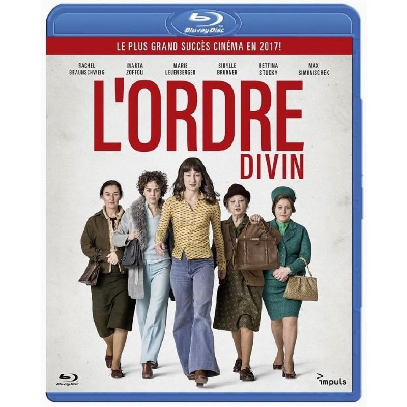 Die göttliche Ordnung - DVD
