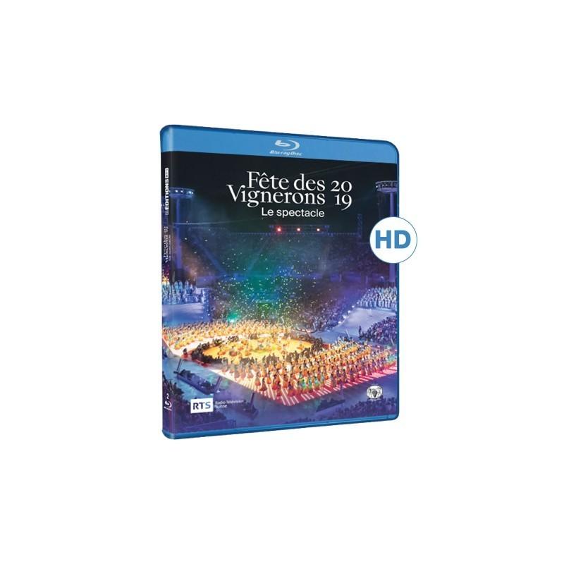 Fête des Vignerons 2019 - Blu-ray HD