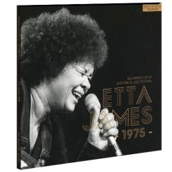 Etta James 1975 Montreux