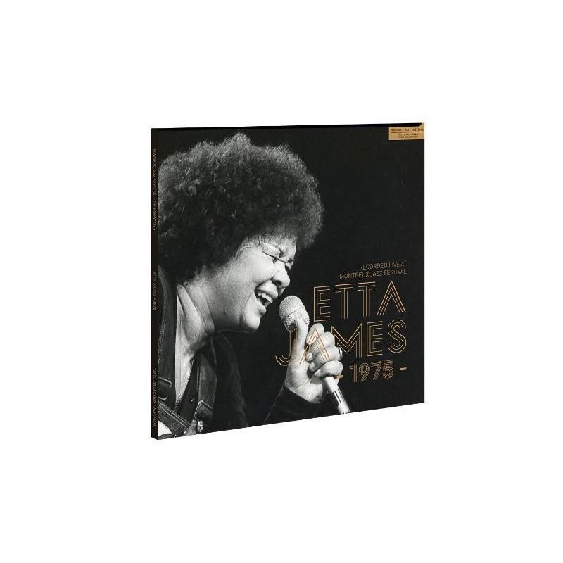 Etta James 1975 Montreux