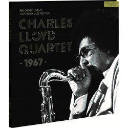 Charles Lloyd Quartet - 1967 - triple  vinyl album