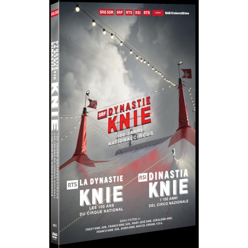 Dinastia Knie – I 100 anni del Circo Nazionale