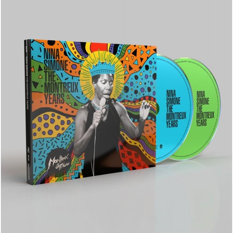 Nina Simone The Montreux Years – Doppio vinile