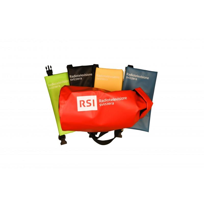 Sacche waterproof RSI – Rosse
